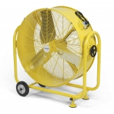 TTW 25000 S Barrel Fan - Industrial Wind Machine - 27,600 m3/hr