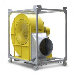 FV1200 Industrial Ventilation Extraction Fan 400v 50Hz
