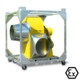 FV900 Ex Industrial Ventilation Extraction Fan 400v 50 Hz