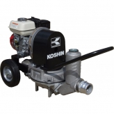 "2"" Koshin Honda Petrol Powered Diaphragm Pump KDP-50x"