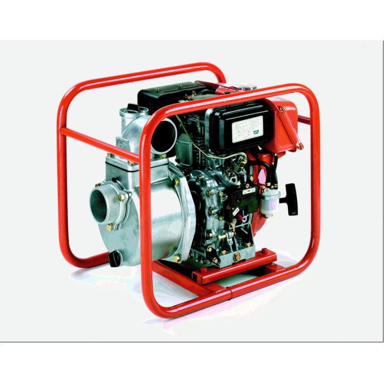 Engine Driven Centrifugal Blower : Se xd quot diesel powered self priming centrifugal pump