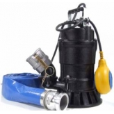 "UW 400A 230v 2"" Automatic Submersible Pump"