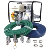 "RT50 2"" Petrol Engine pump kit - READY TO GO!!"