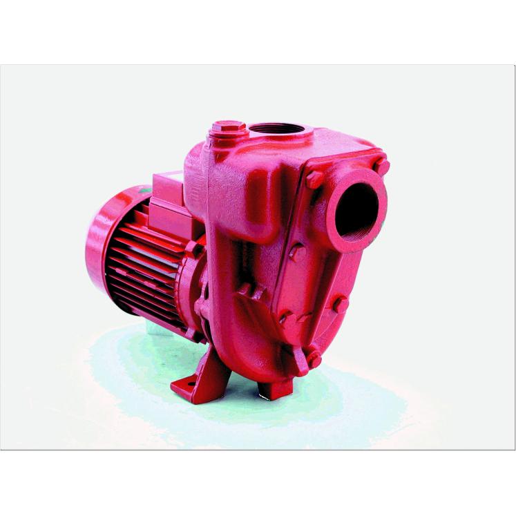 Red Ea2m 1 High Volume Diesel Fuel Transfer Pump 415v Not Flame Proof