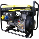 Changfa CED6000XE 6.0kva Electric Start Diesel Generator