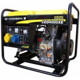 CED4000XE 4.0kva Electric Start Diesel Generator