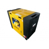 Job Site Three Phase Diesel Generator 6.8kva 230/400v JS3999 With remote start