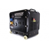 Warrior LDG6500SVWRC AVR Diesel Generator with Wireless Remote Start