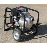 Diesel Trash Electric Start Pumps