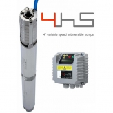 Variable Speed Submersible/Borehole Pumps