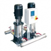 CPS20 VLR Twin Pump Booster Sets - Variable Speed