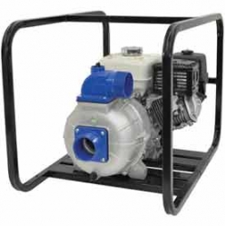 "HONDA AMT 4S13XHR 4"" Petrol Engine Trash Pump Self Priming (530 GPM)"