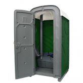 Re-circulating Chemical Portable Toilet inc COLD WATER SINK