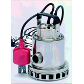 Omnia 200-8 Auto Stainless steel submersible pump 230v